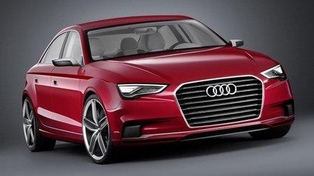 Audi A3 Concept, todos los detalles