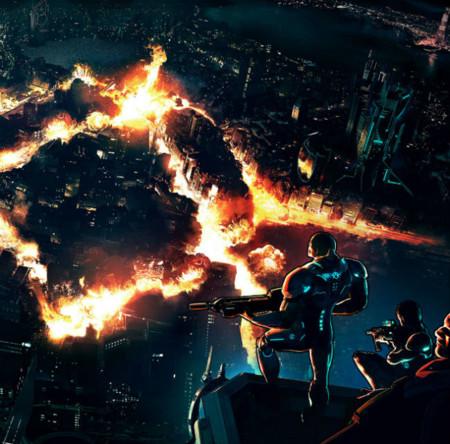 Que la locura del nuevo Crackdown nos salve de esta fiebre de píxeles y juegos altivos [GC 2015]