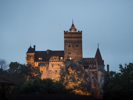 Transilvania castillo Drácula
