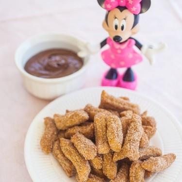 La receta de churros Disney con la que podemos comer esta delicia en casa como si estuvieramos en Disneylandia