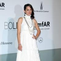 Marion Cotillard amfar Cannes 2014