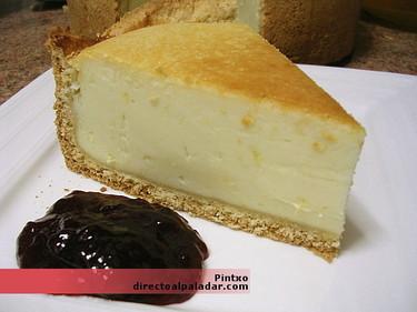 New York Cheesecake: Tarta de queso al estilo de New York