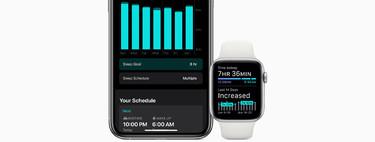 Las novedades en salud que llegan al Apple Watch con watchOS 7: monitorización del sueño, nuevos entrenamientos e higiene de manos