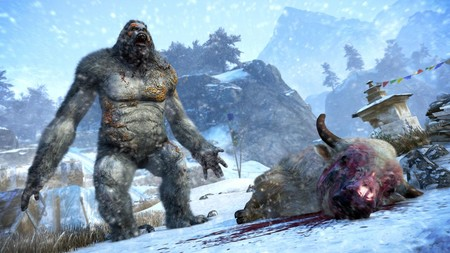 Guía de Far Cry 5: cómo encontrar al Yeti o Bigfoot