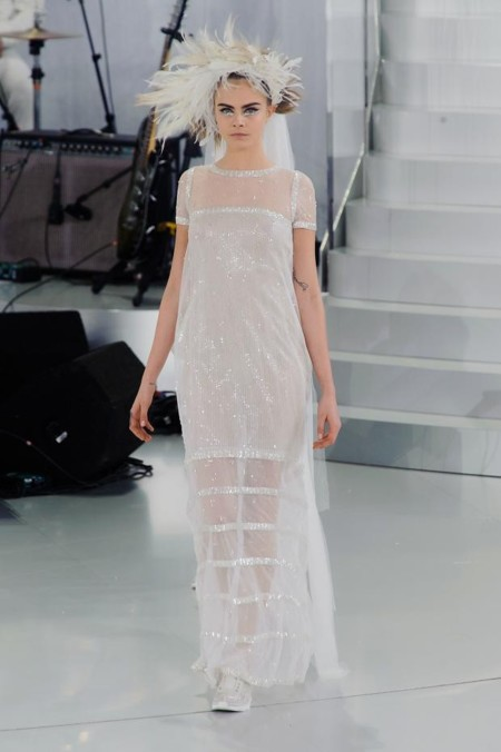 Chanel Alta Costura Primavera-Verano 2014