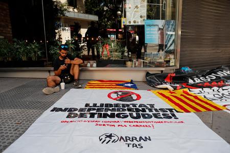 Qué implica la acusación de terrorismo: el futuro de los CDR y la tenencia de material explosivo