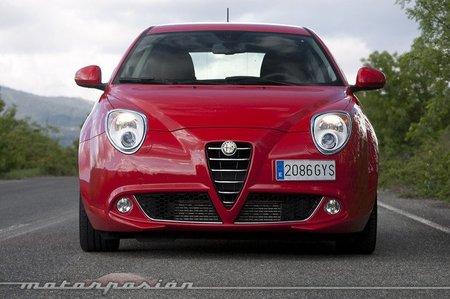 Alfa Romeo MiTo 1.4 MultiAir TCT, prueba (equipamiento, versiones y seguridad)