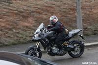 Fotos espía Ducati Multistrada 2010