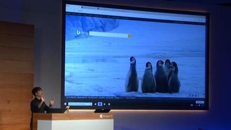 Microsoft presenta Project Spartan, su nuevo navegador web con esteroides