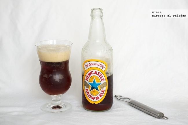 Newcastle Brown Ale - Cata de cerveza - 3