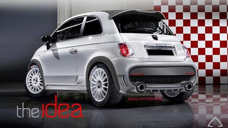 Camal Fiat 500 Marcia Corta