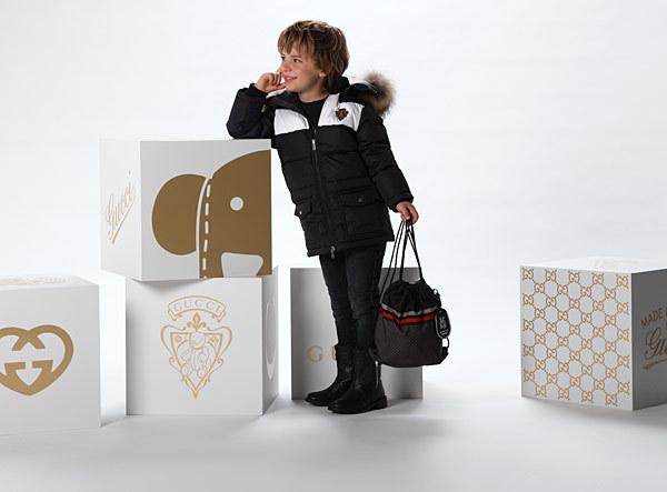Foto de Especial moda infantil: Ralph Lauren y Gucci, estilo de adultos adaptado a los más pequeños (19/19)