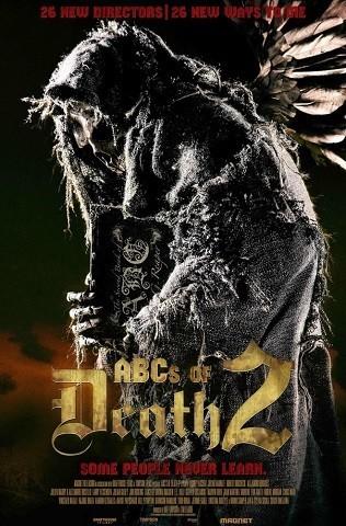'The ABCs of Death 2', tráiler para adultos y cartel