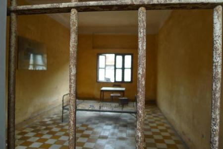 La oscura historia reciente de Camboya en el S-21. Museo del Genocidio de Phnom Penh