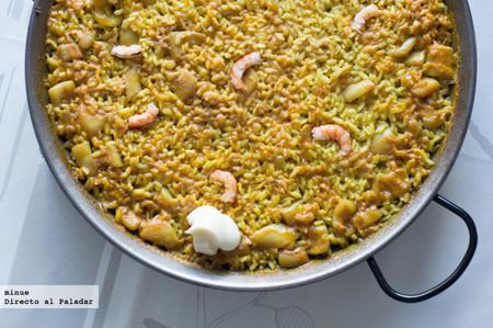 Arroz a banda: receta tradicional valenciana