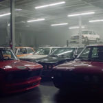 El misterioso coleccionista de clásicos BMW: esto es un garaje y lo demás son tonterías