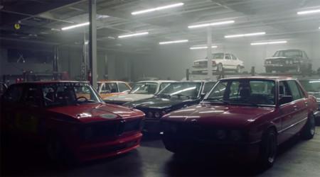 El misterioso coleccionista de clásicos BMW