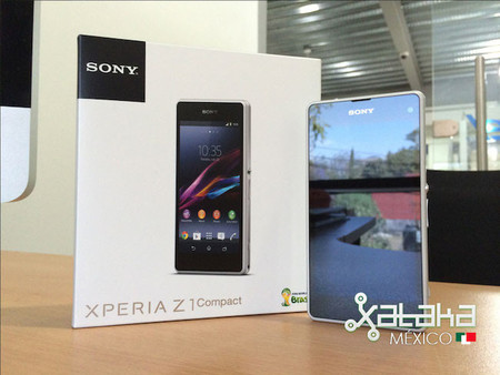 Sony Xperia Z1 Compact, análisis