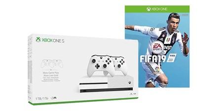 Packs de Xbox con FIFA 19 en Amazon, para ahorrar jugando tu propia liga