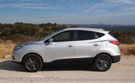 Hyundai ix35 2013 prueba en Madrid 01