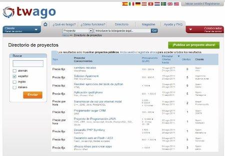 Twago, la plataforma europea de proyectos freelance. A fondo