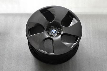 BMW ofrecerá llantas de fibra de carbono en menos de dos años