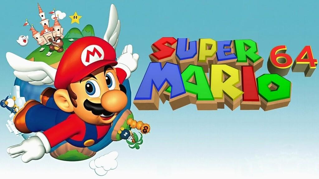 Super Mario 64 da un salto brutal, se vende por 1.560.000 dólares y se convierte en el videojuego más caro de toda la historia