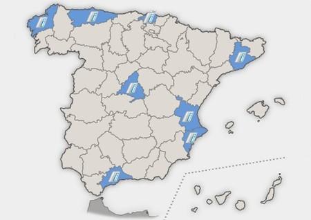 BMW tendrá en España  nueve tiendas 'BMW i' en ocho provincias