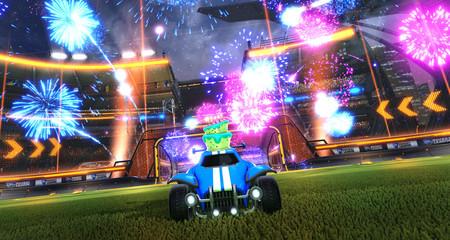 Rocket League ya cuenta con más de 40 millones de jugadores en todo el mundo