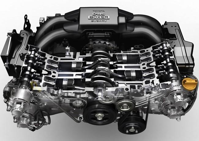 Q Significa Motor Boxer El motor boxer o de cilindros