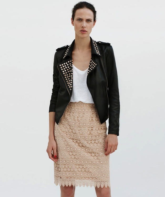 zara lookbook junio 2012