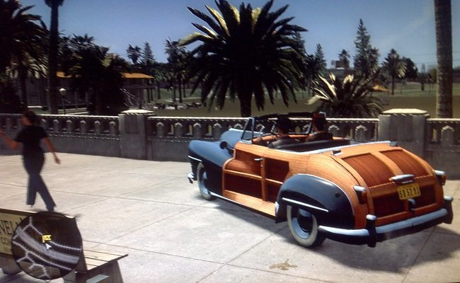 Parque MacArthur en L.A. Noire