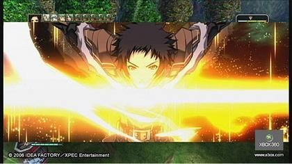 Spectral Force 3: Rol japonés para 360