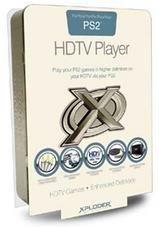 Xploder HDTV Game Player, o tus juegos de PS2 en alta definición