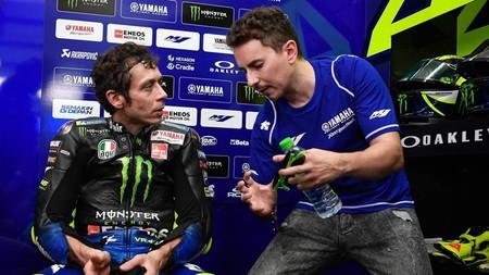 Rossi Lorenzo Motogp 2020