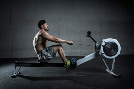 Guía Crossfit (LXIII): Rowing o remo en máquina