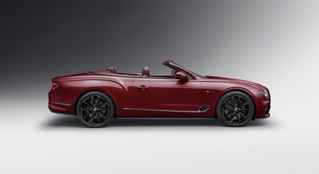 Continental Gt Convertible Number 1 Edition By Mulliner 3