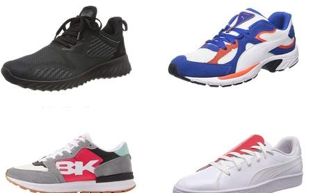 8 chollos en tallas sueltas de zapatillas New Balance, Pepe Jeans o Puma por 20 euros o menos en Amazon