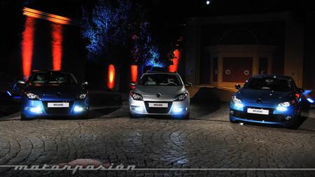 Renault Mégane 2012, presentación y prueba en Sevilla (parte 1)