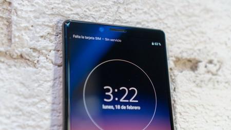 Sony Xperia 1 Oficial Camara Frontal