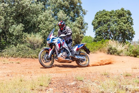 Honda Crf1100l Africa Twin Adventure Sports 2020 Prueba 040