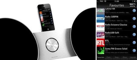 BeoPlayer, 10.000 emisoras de radio para el iPhone y el reproductor BeoSound 8