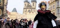 """Carnaval de Bohemia"" en Praga"