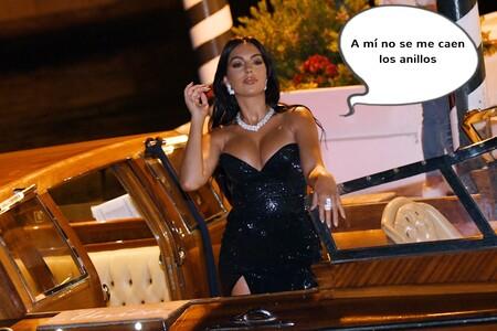 La imagen de Georgina Rodríguez que te va a dejar 'planchado': esta es la realidad detrás de tanto glamour