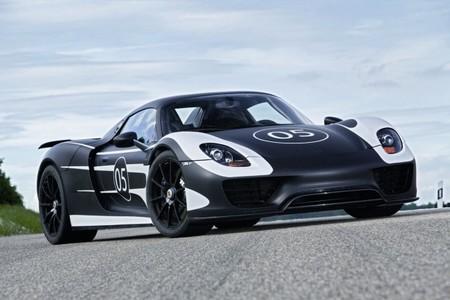 Prototipo del Porsche 918 Spyder