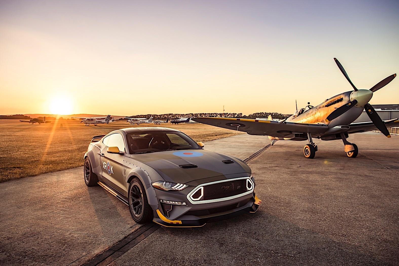 Foto de Ford Eagle Squadron Mustang GT (1/40)