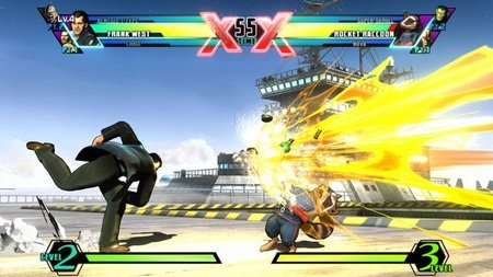 'Ultimate Marvel vs. Capcom 3', Frank West y Rocket Racoon confirmados y repartiendo leña en un par de vídeos