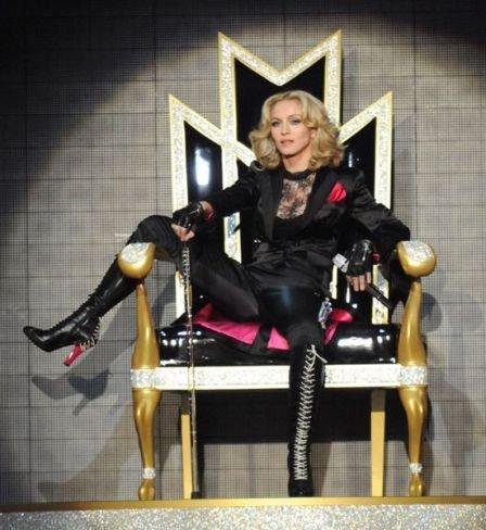 Lady Gaga telonera de Madonna, ¿habrá cambio en la línea de sucesión?
