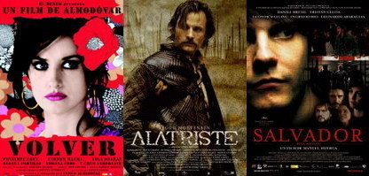 Oscar 2007: ¿'Volver', 'Alatriste' o 'Salvador'?
