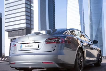 Uber One Tesla